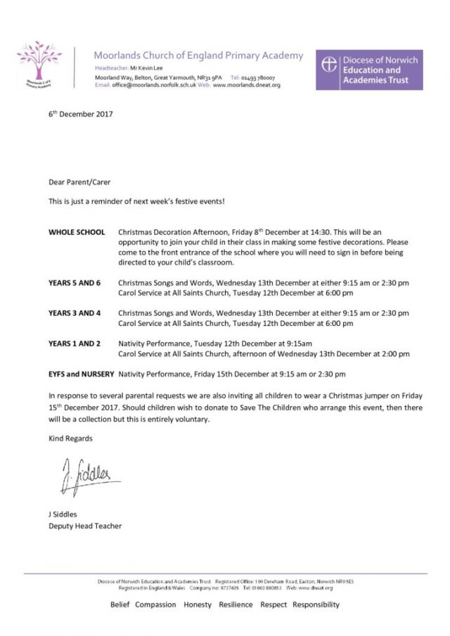 thumbnail of Christmas Activities Timetable ltr